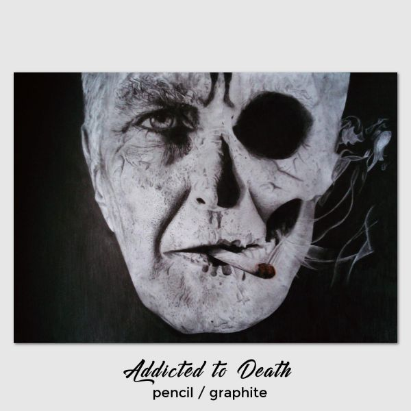 Addicted to Death - Aprile 2018