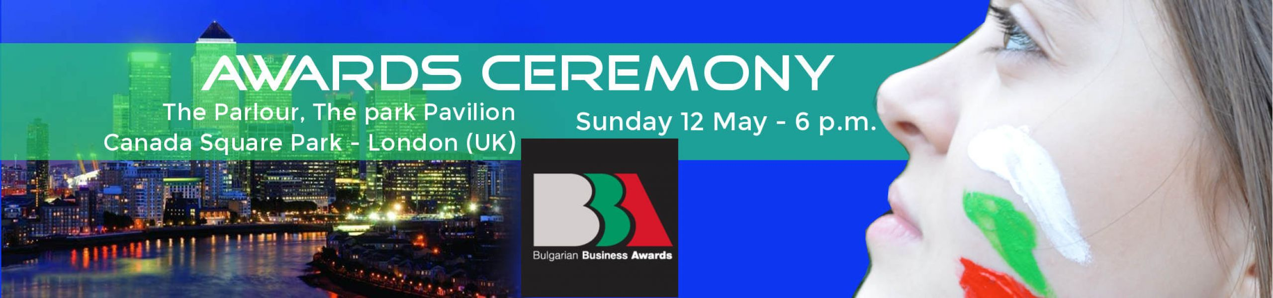 Bulgarian Business Ceremony Awards 2019 - London - Elisa Neri