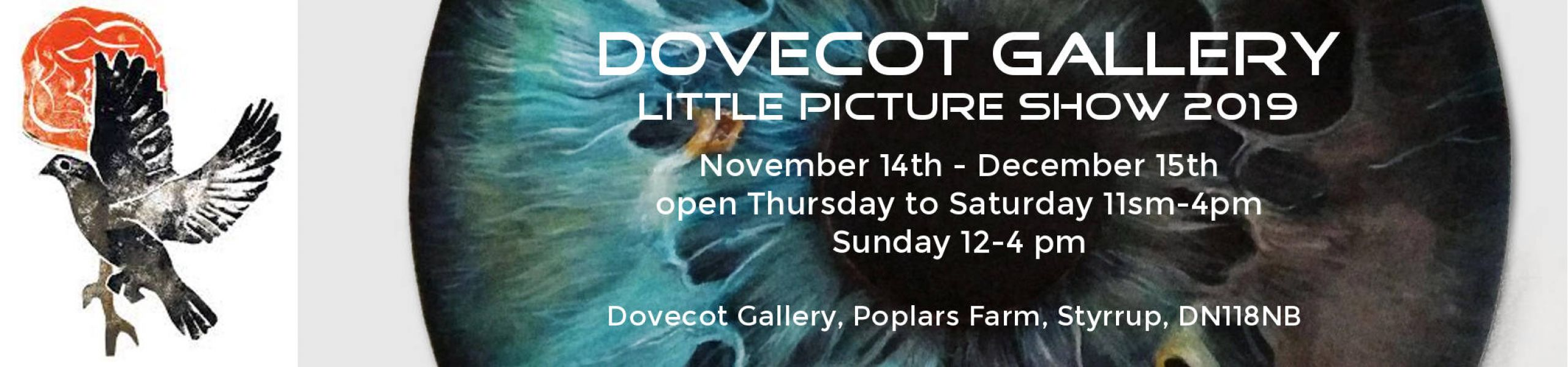 Dovecot Gallery - Doncaster- Elisa Neri