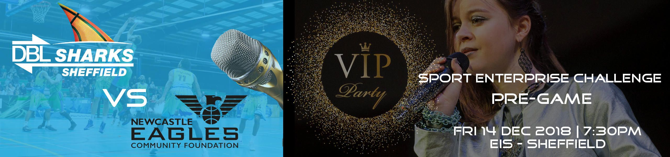 Elisa Neri - VIP Party Pre-Game - Pallacanestro - Sharks Sheffiled vs Newcastle Eagles - IES Sheffiled - UK